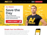 AV Hero has all of your audio visual needs handled