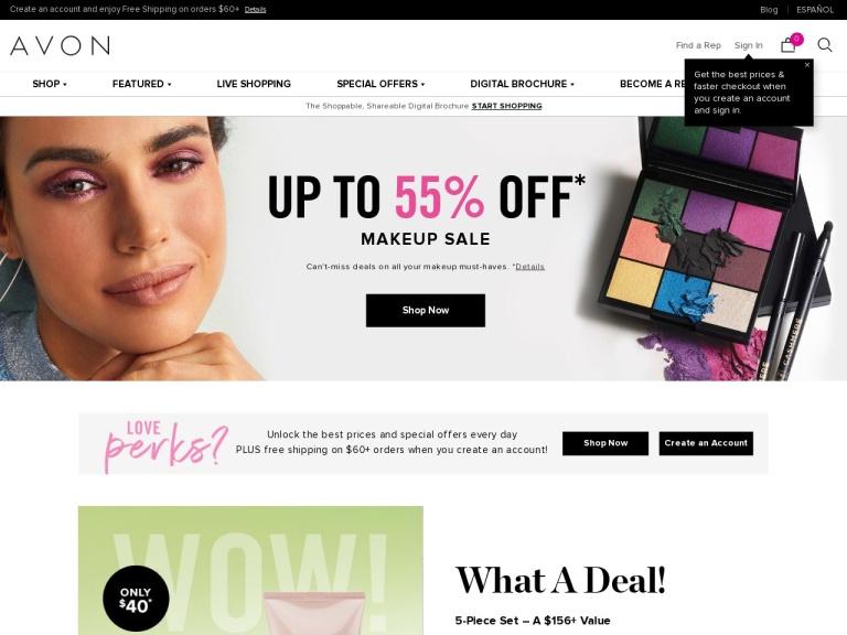 Avon (Global) screenshot