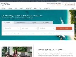 Avoya Travel screenshot