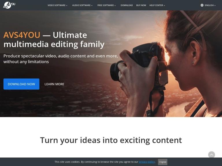 AVS4YOU Discount screenshot