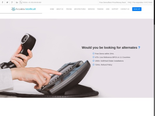 Dialer Services for Call Center | Unlimited VoIP Minutes