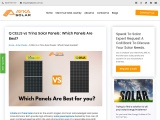 Q CELLS vs Trina Solar Panels : Which Panels Are Best?
