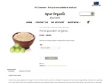 Buy Amla Powder Organic Online | Ayurveda Herbs Australia