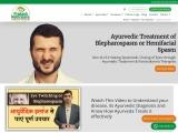 blepharospasm natural treatment