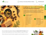 Ayurvedic Medicine Company – Top Ayurvedic PCD Pharma Franchise in India