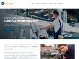 SAP Business One for Manufacturing Companies India