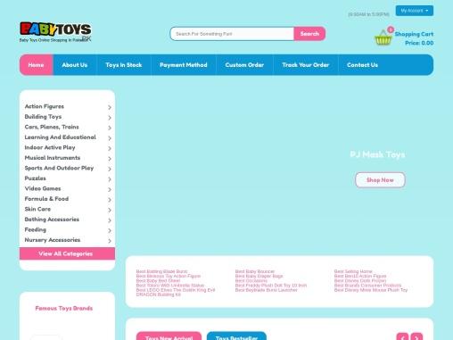 babytoys online shopping in Pakistan