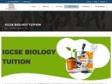 IGCSE Biology tutor | IGCSE Biology online tutor