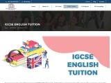 IGCSE English tutor | IGCSE English online tutor