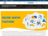 Online IGCSE Maths Tutors