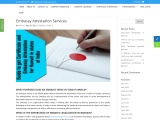 Embassy Attestation Services from Bahrain