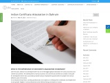 Indian Certificate Attestation in Bahrain