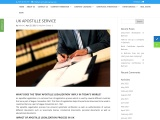 UK Apostille Services from Bahrain