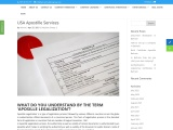 USA Apostille | USA certificate Apostille in Bahrain