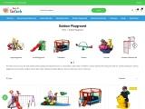 Buy Best Outdoor Playground Dubai