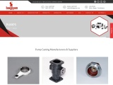 Pump Casting Manufacturers and Suppliers in USA – Bakgiyam Engineering