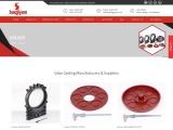 Valve Casting Manufacturers in USA – Bakgiyam Engineering