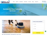 Residential Floor Polishing Services In Gurgaon