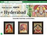 Balaji Tanjore Art Gallery and tanjore paintings