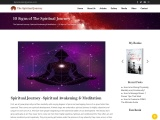 Spiritual Journey – Accurate 10 Signs of Spiritual Journey