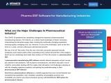 ERP Software for Pharmaceutical   Pharma ERP