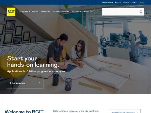 BCIT オフィシャルサイト