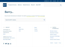 BCIT : : Digital Design and Development: Full-time, Diploma