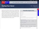 Stock Market Trading Floor in Patna at Bearstreat