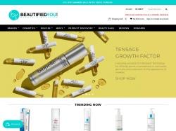 BeautifiedYou.com screenshot