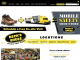 Beck's Shoes | Providing shoes that work since 1919