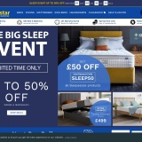 Up to 50% Off Bed star latest discount