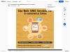 Use Fortius Infocom's Bulk SMS Services For E-Commerce Sales