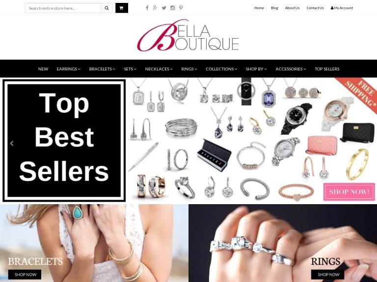 Bella Boutique screenshot