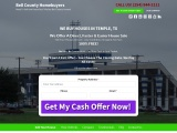 Sell My House Fast Temple TX We buy houses Temple TX