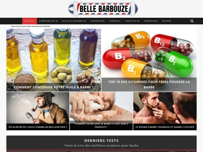 Bellebarbouze, le site indépendant sur les tondeuses à barbe