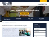 Workers' Compensation Attorneys Serving Massachusetts | Boston Workplace Injury Lawyers