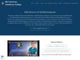 DSD Director of Staff development Certification Online California