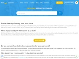 24 hours Dry Cleaning service London – BestatLaundry