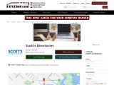 Verified Canadian Business Online Directory by Scott's Directories