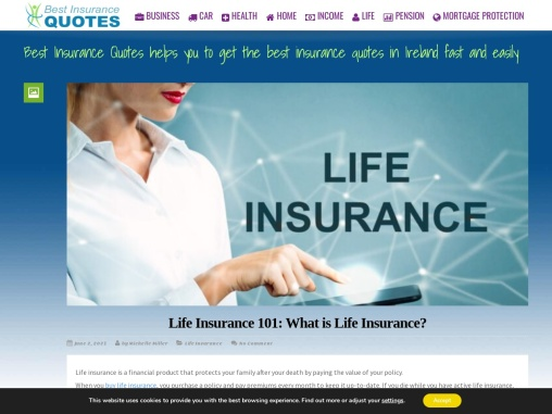 Life Insurance 101: What is Life Insurance?