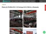 planta-de-pirolisis-blj-16-entrega-de-la-fabrica-a-rumania