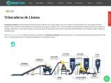 bestoneco.com/trituradoras de llantas