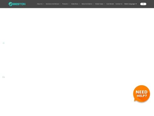Beston Machinery – Official Website | bestongroup.com