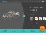 800-1000 PCS/H Egg Tray Machine – BTF1-3 | Beston Machinery