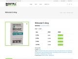 Buy Nitrostat Online | Nitrostat 0.4mg Online COD for Pain