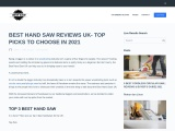 best hand saws to use in 2021 for uk