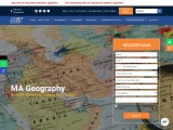 master of arts in geography college in Dehradun