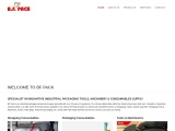 B.F. Pack | Industrial Strapping Tools, Machinery & Consumables