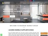 Marble Wholesalers in Kishangarh, India | Bhandari Marble Group
