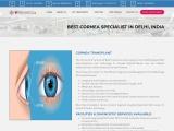 Best Cornea Specialist & Transplant in Okhla, Delhi India Cost in India
